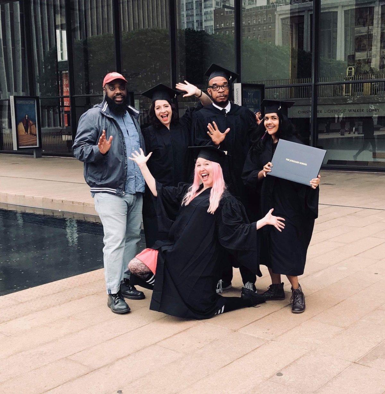 Juilliard Graduation