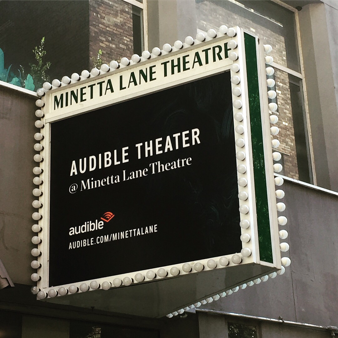 Workshop of a radio play for Audible